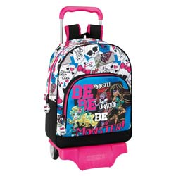 Sac a roulettes monster high