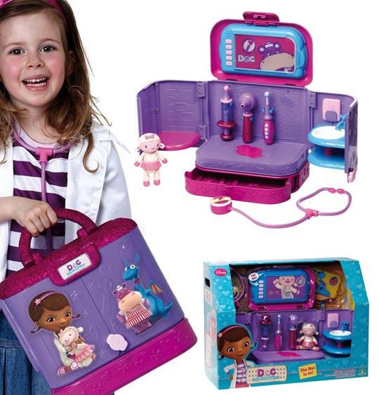 Docteur la peluche jeux et jouets de la s rie - Coloriage de docteur la peluche ...