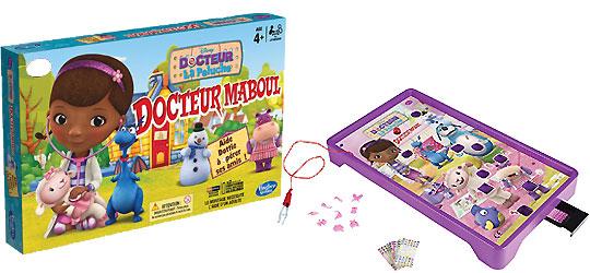 Docteur Maboul  Docteur la Peluche [19.99€]