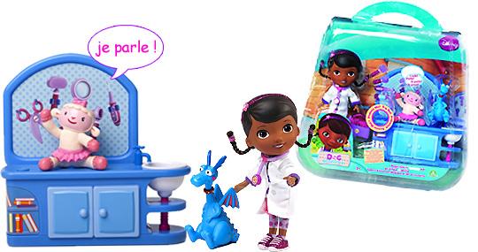 Docteur la peluche jeux jouets et produits d riv s - Toufy docteur la peluche ...