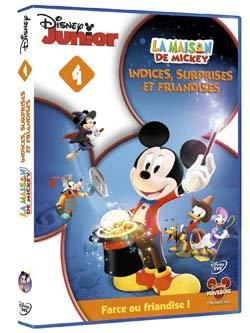 Maison de mickey liste et r sum des dvd - Maison de mickey halloween ...