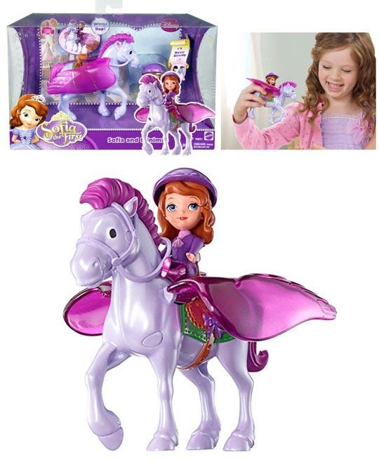 Jeux et jouets princesse sofia - Princesse cheval ...