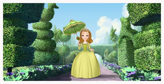 Princesse Sofia - illustration 5