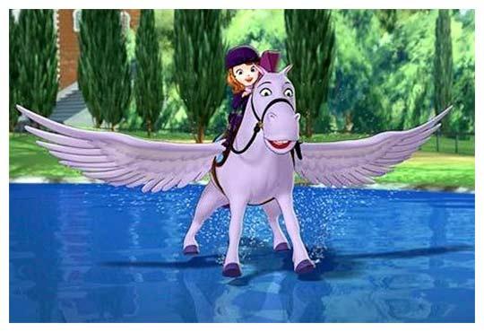 Princesse sofia saison 1 pisodes 1 12 - Coloriage princesse ambre ...