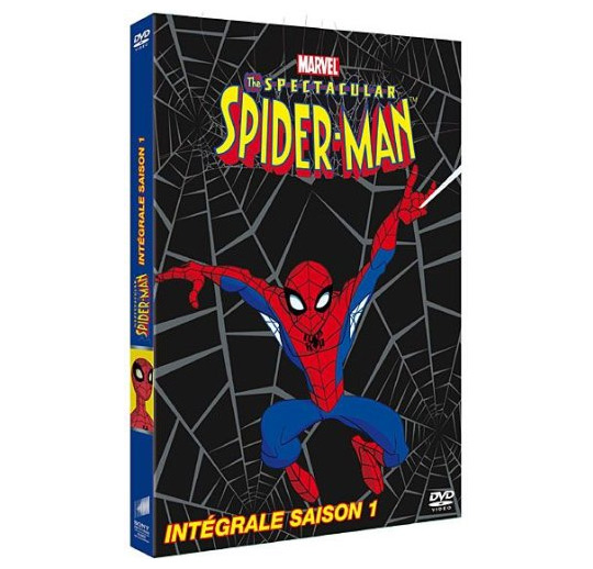 DVD Spiderman - The spectacular Spider-Man - Intégrale saison 1