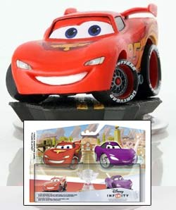 Disney infinity - Figurine Flash McQueen