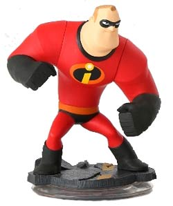 Disney infinity - Figurine M Indestructible
