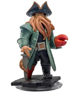 Disney infinity - Figurine Davy Jones