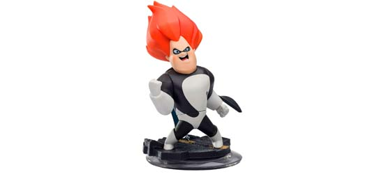 Disney-infinity Les indestructibles - Figurine Syndrome
