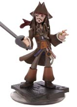 Disney-infinity pack aventure Pirate des Caraibes - Capitaine Jack Sparrow