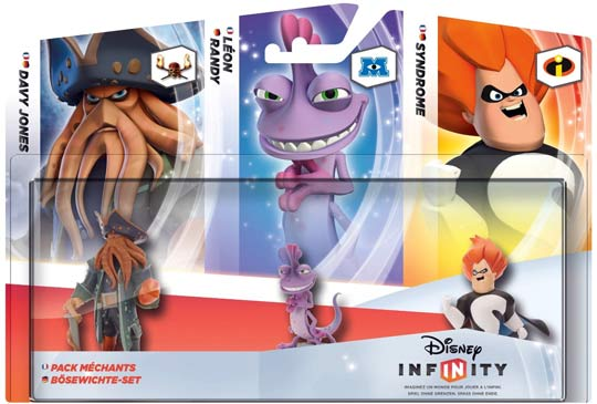 Disney-infinity pack mechants