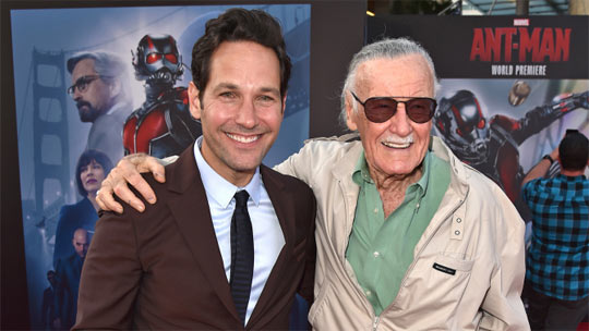 Ant-Man - Stan Lee et Paul Reed