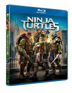 Blu ray Ninja Turtles