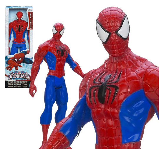 figurine spiderman 30 cm