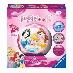 Puzzleball Disney princess