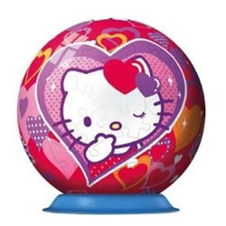 Puzzlebal Hello Kitty