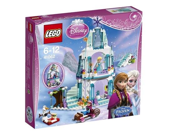 Lego disney princess les princeses disney en lego for Chateau de glace reine des neiges