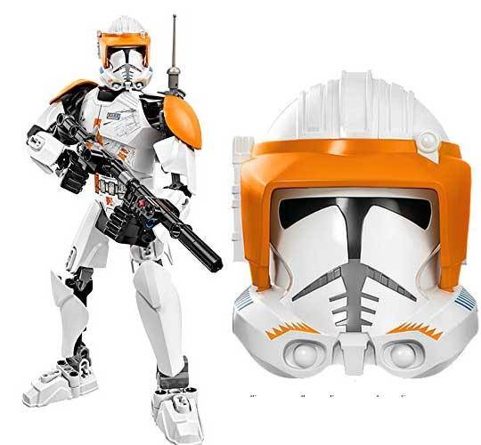 lego figurines des personnages stars wars buildable. Black Bedroom Furniture Sets. Home Design Ideas