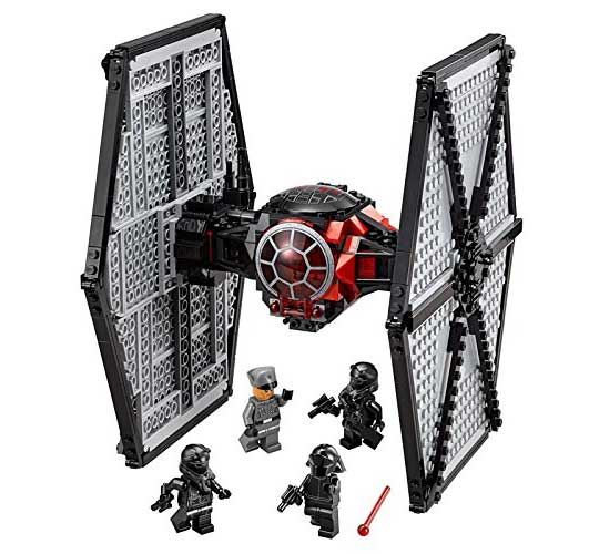 Lego 101 First Order Special Forces TIE fighter