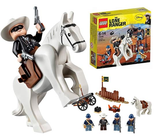 boite lego n 79106