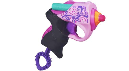 Nerf rebelle - mini-pistolet rose