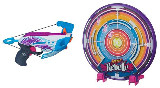 Nerf rebelle - Star Shoot Cible