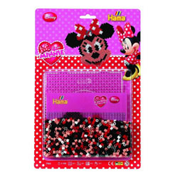 Coffret perles a repasser Minnie Mouse