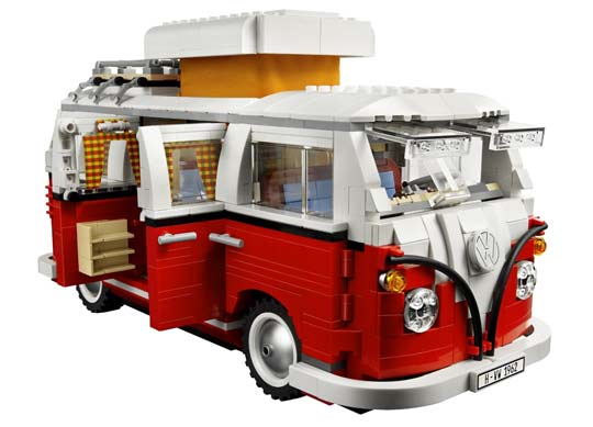 grand camping car familial playmobil 4859 summer fun. Black Bedroom Furniture Sets. Home Design Ideas