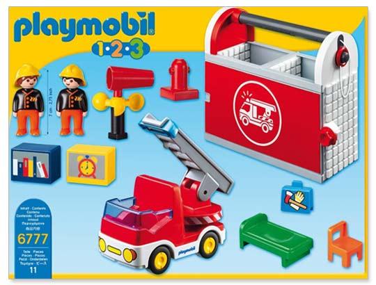 playmobil 123 des playmobils pour les petits. Black Bedroom Furniture Sets. Home Design Ideas