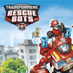 Plyskool transformers rescue bots - vignette accueil page