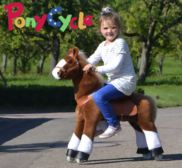 Le cheval PonyCycle