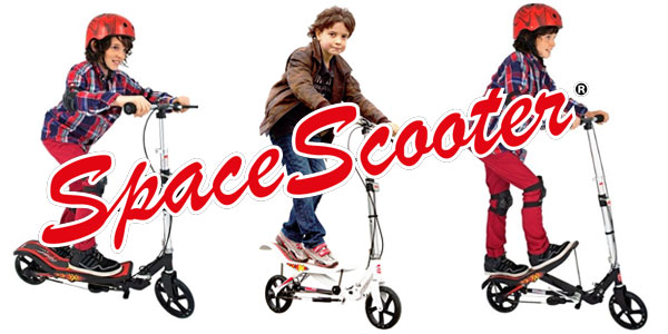 Trottinette Space scooter
