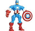 Super Hero Mashers Figurine  Captain America