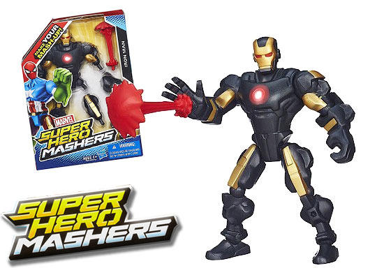 Super Hero MAshers - Iron Man