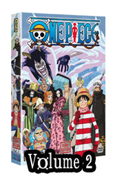 DVD One Piece Volume 2