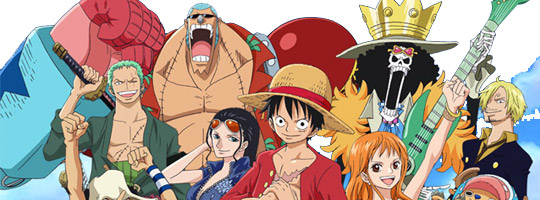 Illustration one piece