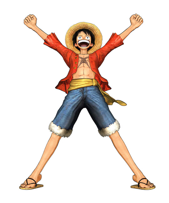 Illustration Luffy