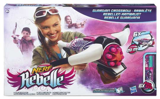 Nerf Rebelle arbalete crossbow