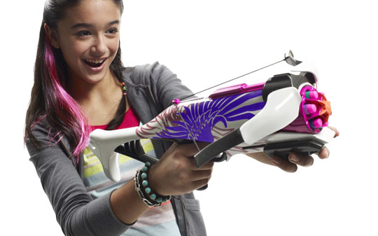 Nerf Rebelle arbalete crossbow - illustration