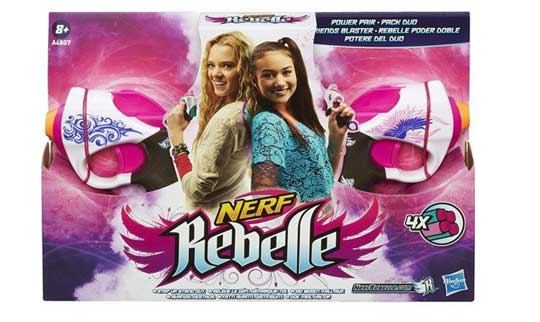 Nerf rebelle Pack duo - Sneak attackers