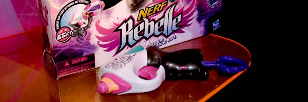 Nerf rebelle - Sneak attackers