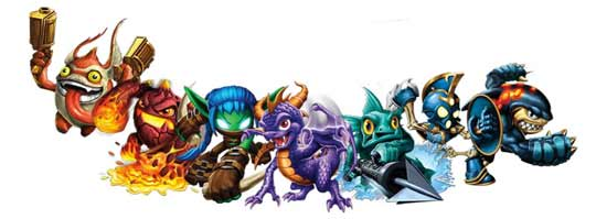 Skylanders illustration 10