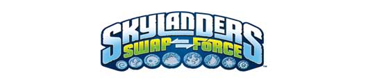 Skylanders - logos swap force