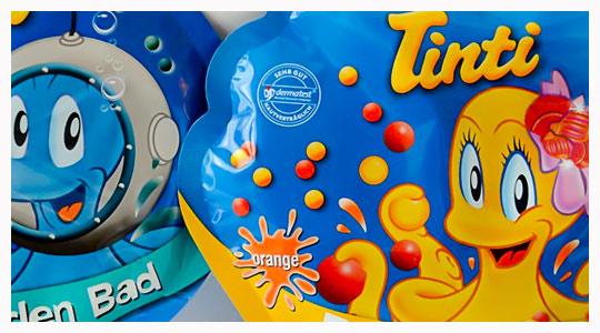 gamme de produits tinti - Colorant Bain