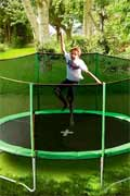 Les trampolines